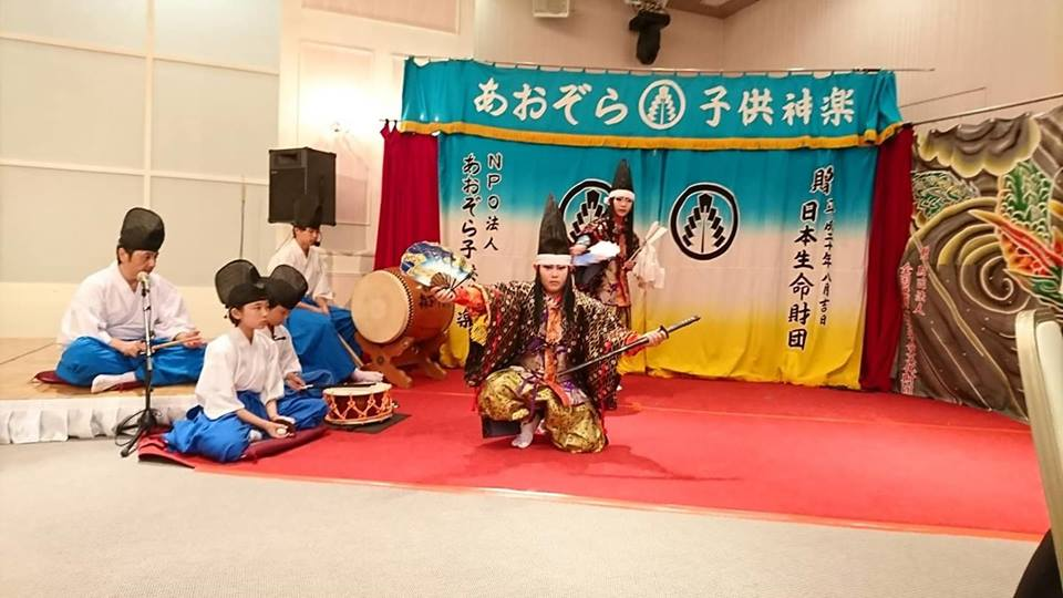 JPAブロック交流会懇親会神楽pg